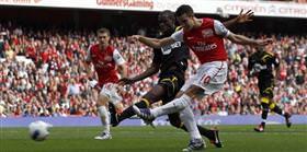 Arsenal nefes aldı