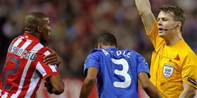Lille maçına Hollandalı hakem