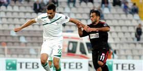 Bursaspor'da moraller bozuk