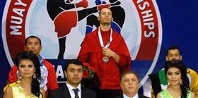 Muay Thai'de 4. altın