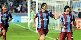 """Trabzonspor cephesi: """"1 puan iyi sonu�"""""""