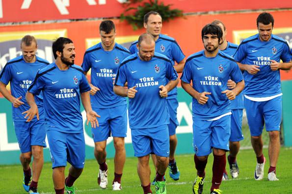 Eskişehirspor maçı hazırlıkları başladı