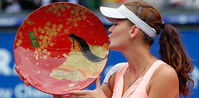 Pan Pasific'te şampiyon Radwanska