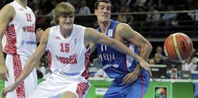 Kirilenko CSKA Moskova'da