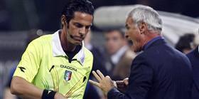 Ranieri'ye bir maç ceza