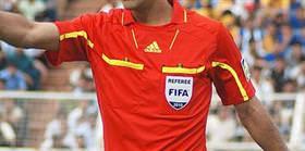 Azerbaycan maçına Danimarkalı hakem