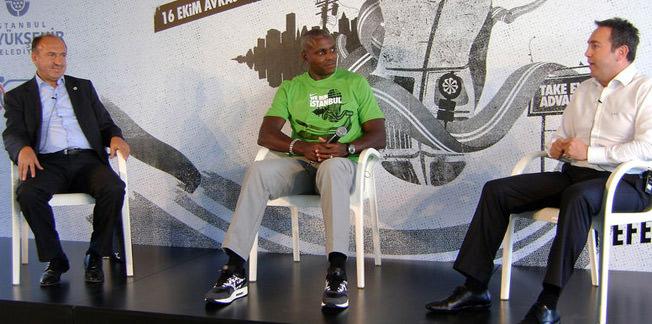 Avrasya Maratonunun sponsoru Nike oldu