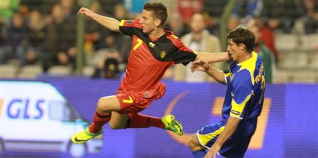 Belçika'dan 4 gol