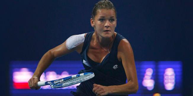 Çin'de şampiyon Radwanska