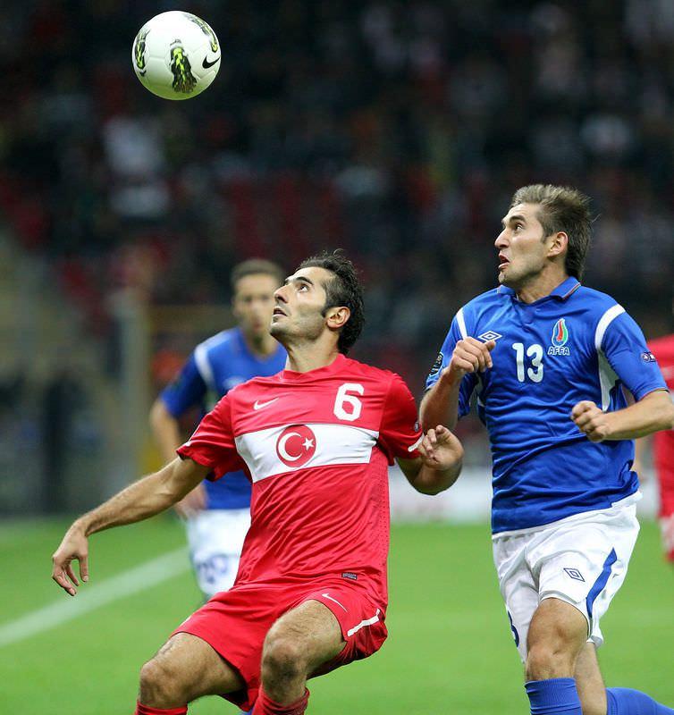 Azerbaycan'ı 5. kez devirdik