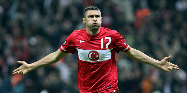 "Trabzonspor'un ""Burak"" gururu"