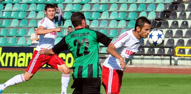 Kocaelispor'un asıl hedefi gelecek sezon
