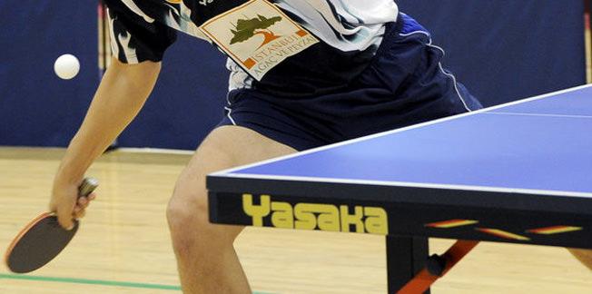 Türkiye masa tenisinde ilk 10'a giremedi