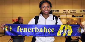 McCoughtry İstanbul'da