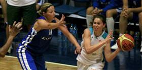 Samsun Basketbol Kul�b�: 62 - Homend Antakya Belediye: 66