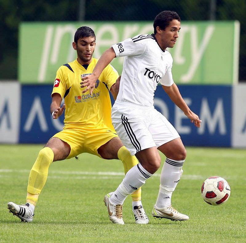 Alves, ilk golü A2'de attı