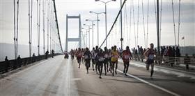 Avrasya maratonu bug�n ko�ulacak
