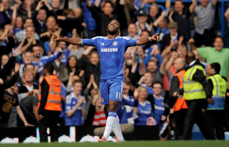 Drogba'da rakip Arsenal