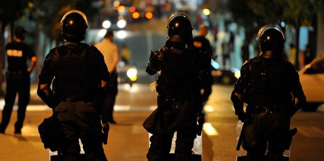 Bosna Hersek polisi tetikte