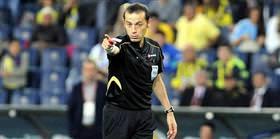 R.Madrid-Lyon maçı Çakır'ın