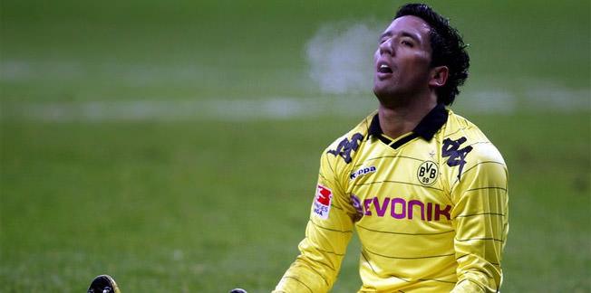 Dortmund'da Barrios sıkıntısı