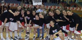 Genç Kızlarımız Barakaldo Turnuvası'nda ikinci oldu