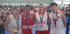 Millilerimiz, FIBA 3X3 Gençler Dünya Şampiyonası'nı tamamladı