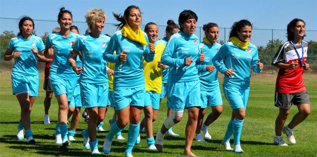 Kazakistan maçı Tarsus'ta oynanacak