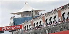 Ertelenen yarış yarın İstanbul Parkt'a yapılacak