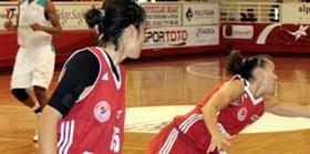 �stanbul �niversitesi: 53 - Samsun Basketbol: 70