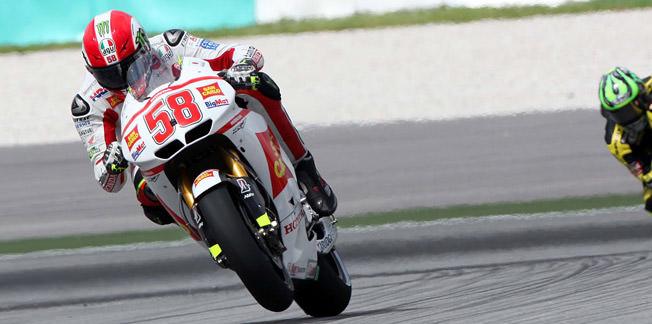 Moto GP'de öldüren kaza!