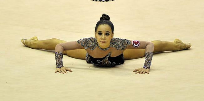 18. Ritmik Jimnastik Turnuvası sona erdi
