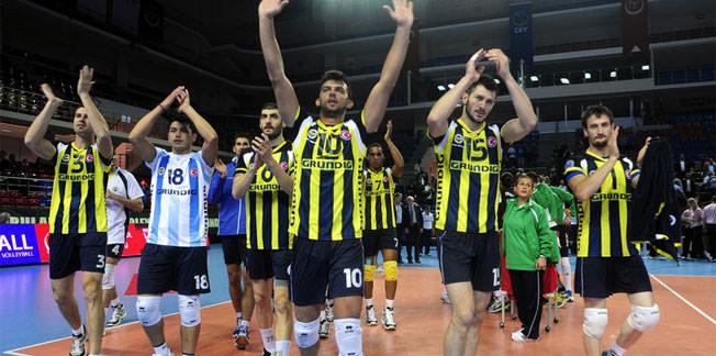 Fenerbahçe Grundig durdurulamıyor
