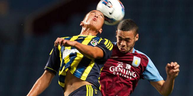 Fenerbahçe, Aston Villa'yı konuk ediyor
