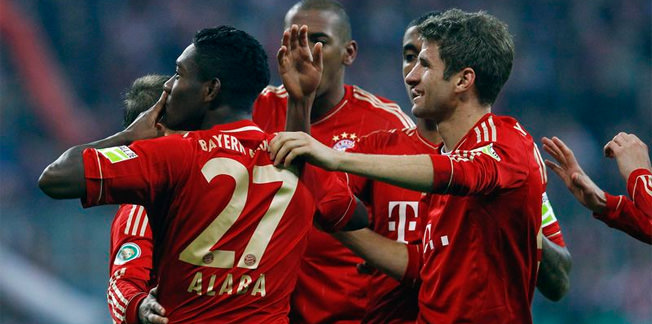 Bayern antrenman yaptı
