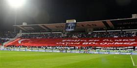 FIFA yetkilileri İnönü'yü gezdi