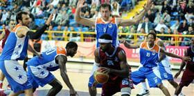 Trabzonspor'un kötü gidişi sürüyor: 71-62