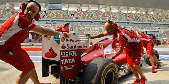 Massa ile Hamilton 6. kez çarpıştı