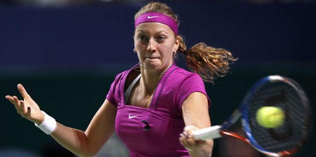 Kvitova ikinci sıraya yükseldi