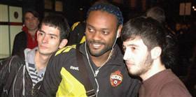 CSKA Moskova Trabzon'a geldi