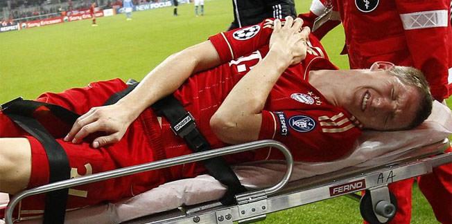 Schweinsteiger ameliyat oldu