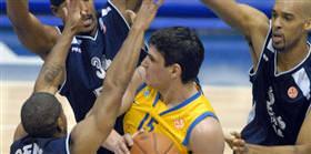 Maccabi'yle 20. kez