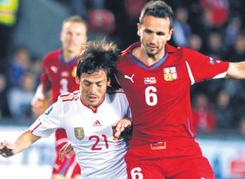 Portekiz ve Çekler avantajlı