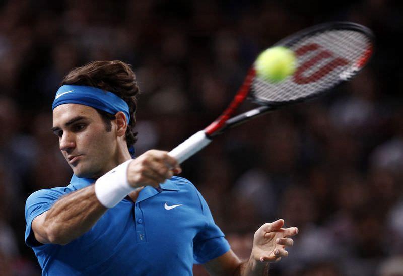 Federer 'Fransız' kalmadı