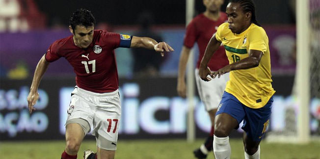 Ahmed Hassan'dan dünya rekoru