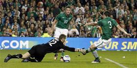 İrlanda da EURO 2012'de