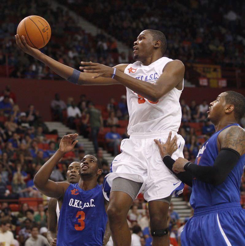NBA'in kralını Fener alıyor