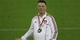Van Gaal Ajax'a döndü