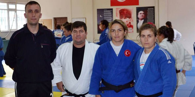 Judo Milli Tak�m� Amsterdam'a gitti