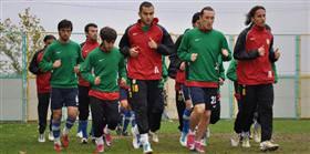 Adıyamanspor'da 3 futbolcu yolcu